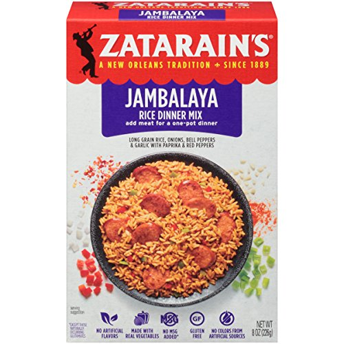 Zatarain's Jambalaya Rice Mix, 8 oz