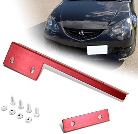 JDM Style Front License Plate Mount Relocate Bracket for SUBARU