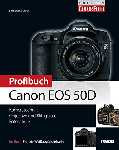 Profibuch Canon EOS 50D: Amazon.es: Christian Haasz: Libros en ...