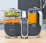 Duo Meal Station Food Maker | 6 in 1 Food Processor with Steam Cooker, Multi-Speed Blender, Baby Purees, Warmer, Defroster, Sterilizer