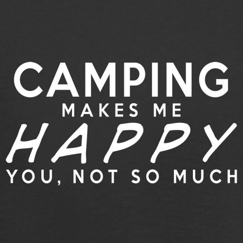 Me Red Retro Bag Makes Happy Flight Camping Black Swq5xqY