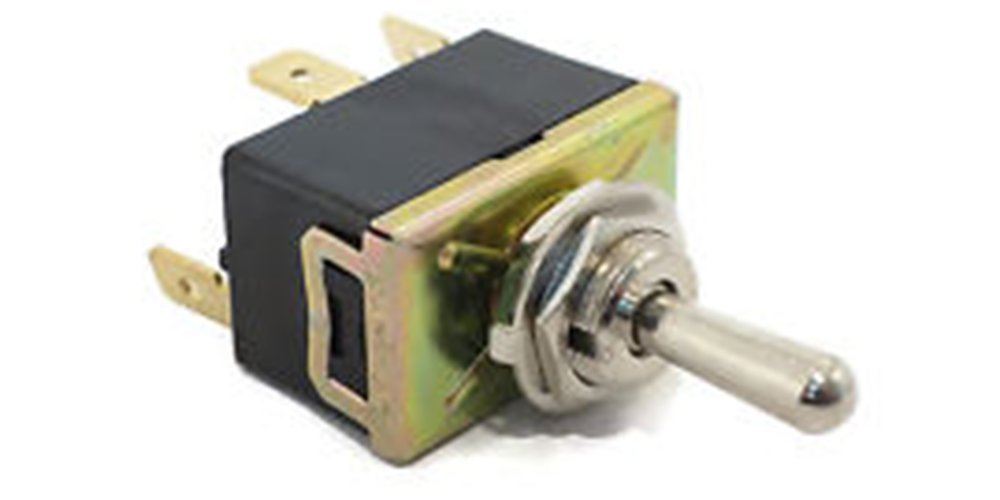 Snow Plow Light Switch 6 prong Plow light switch for Meyer Diamond Fisher Western 08550 07955 by Meyer
