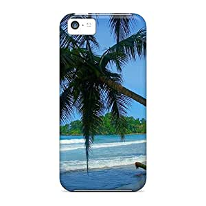 AlikonAdama Design High Quality Punta Uva Beach 10722 Covers Cases With Excellent Style For Iphone 5c