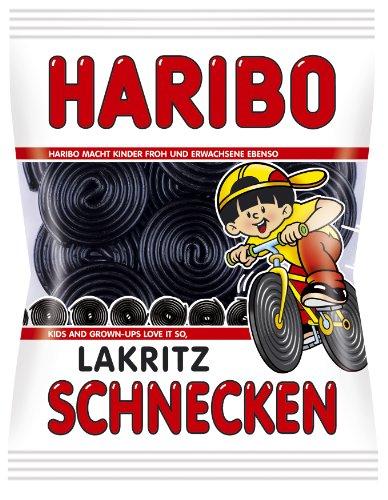 Haribo Lakritz Schnecken ()