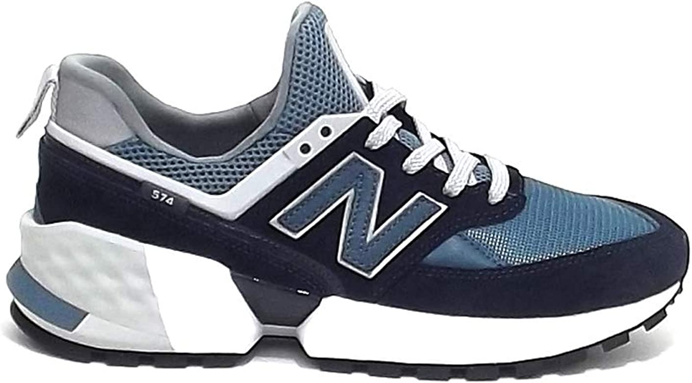 new balance azul hombre 574