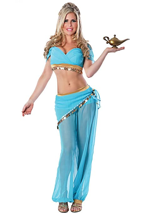 Belly Dancer Costume Babydoll Short Nighty Birthday Anniversary