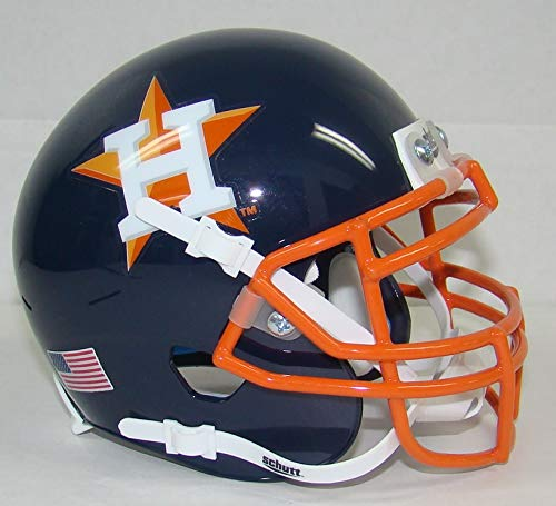 Schutt Houston Astros Mini Football Helmet