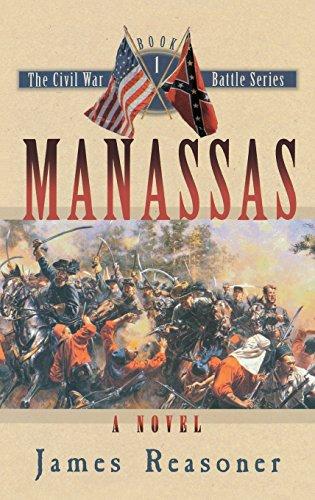 Manassas (The Civil War Battle Series, Book - Manassas In Va Stores