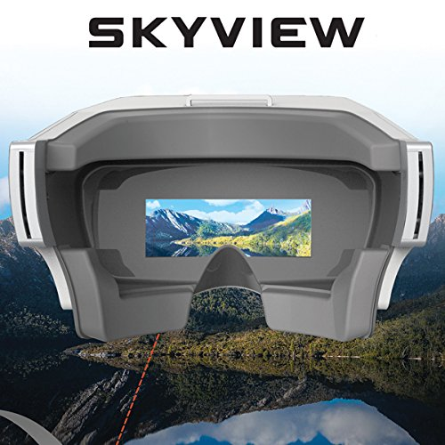 Yuneec SkyView FPV HDMI Headset For Use With HDMI Compatible Devices