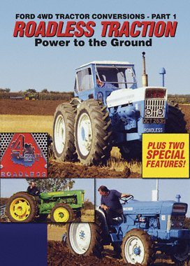 Roadless Traction: Power To The Ground Ford 4WD Conversion Part #1 DVD