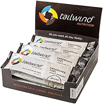 Tailwind Nutrition Naked Unflavored Stick Packs by Tailwind ...
