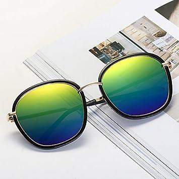 Sunyan Nuevas Gafas de Sol de Corea del Sur Marea Hembra ...