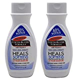 #6: Palmers Cocoa Butter Skin Lotion with Vitamin E, 12 Ounces (354ml) Pack Of 2 - Softens,Smooths,Relives Dry Skin