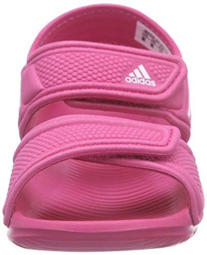 Adidas I Blanco Sandalias Unisex 9 bebé Eqtros Rosa Ftwbla Eqtros Akwah 7wxR7q4FZ