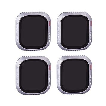 01f3859d385 Tosbess PGYTECH 4Pcs ND Filters Set for DJI MAVIC 2 PRO - ND8 + ND16 ...