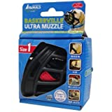 Baskerville Ultra Dog Muzzle, Size 1 For Dogs 6 to 15 lbs.