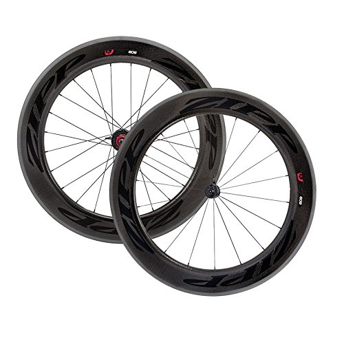 Front Zipp Wheel 808 (Zipp 808 Firecrest Tubular Road Bike Wheel - Front)