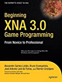 img - for Beginning XNA 3.0 Game Programming: From Novice to Professional (Expert's Voice in XNA) book / textbook / text book