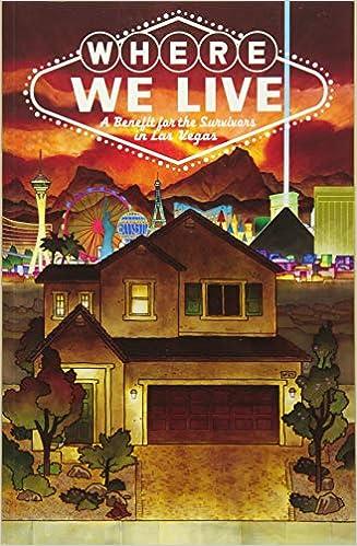Where We Live: Las Vegas Shooting Benefit Anthology: J H