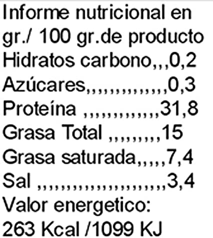 Lomo Embuchado Pedro Castaño S.L. 1.8-2 Kg: Amazon.es ...