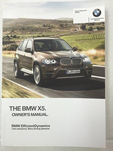 bmw x5 manual - 5