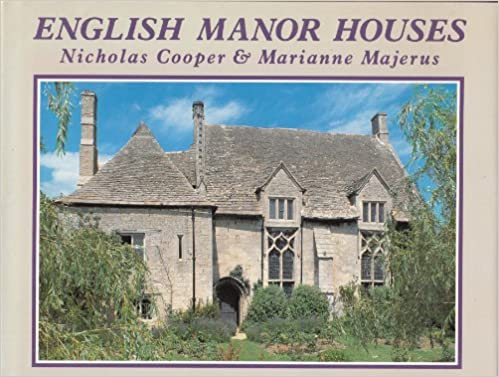 English Manor Houses