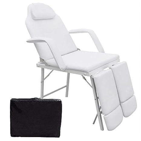 Amazon.com: Silla de masaje ajustable portátil de 75