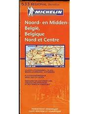Belgium: North/Central Belgium MH533