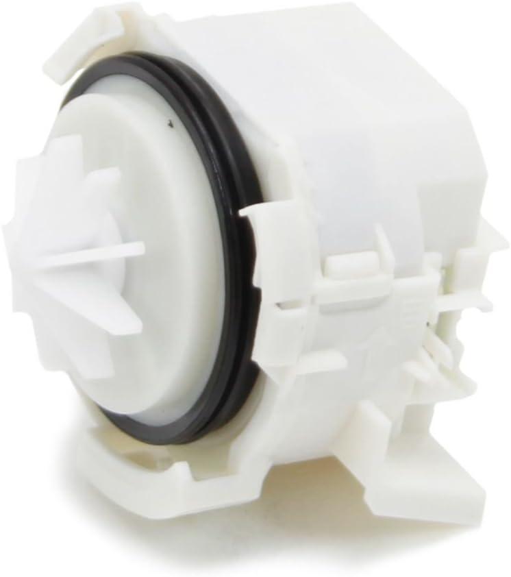 Whirlpool W10531320 Dishwasher Drain Pump Genuine Original Equipment Manufacturer (OEM) Part