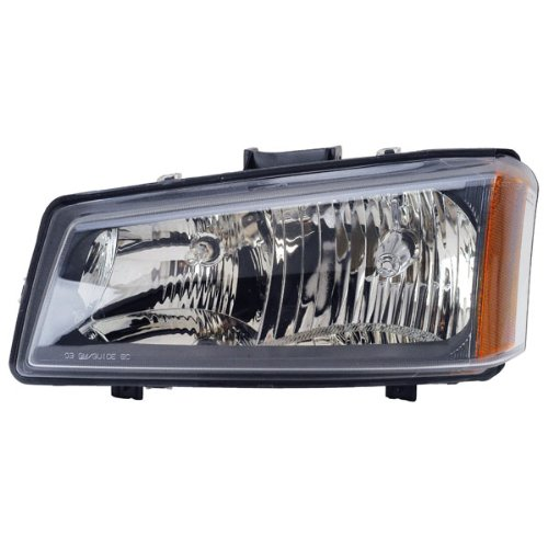 Koolzap For 03-06 Silverado Pickup Truck Headlight Headlamp Head Light Lamp Left Driver Side