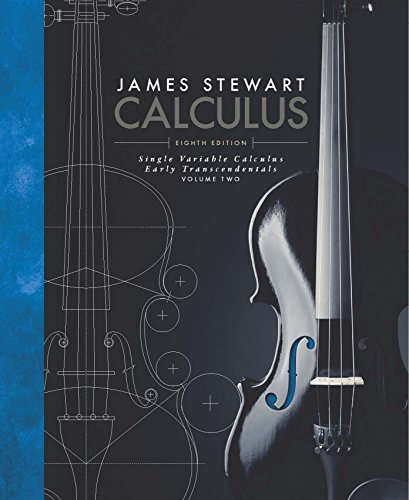 Download Single Variable Calculus: Early Transcendentals, Volume II: 2 Pdf