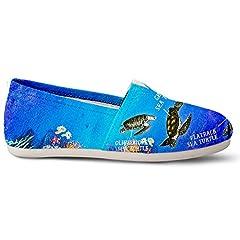189237ad1c67e Sea turtle - Casual Women's Shoes