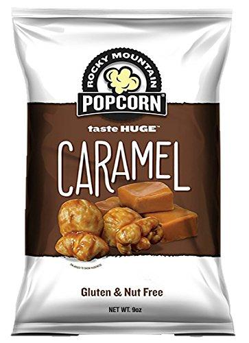 Gourmet Caramel Corn - 8