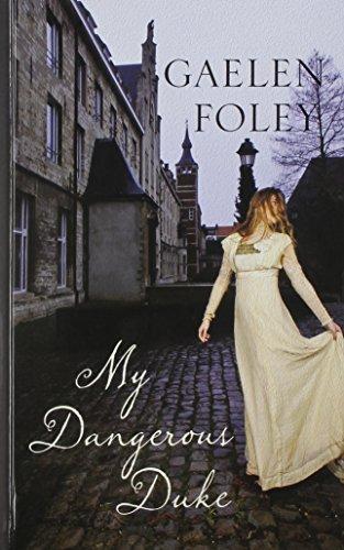 book cover of My Dangerous Duke