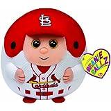 Ty Beanie Ballz MLB St. Louis Cardinals Plush