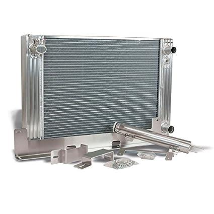 FLEX-A-LITE 52085ls direct-fit Radiador de aluminio y eléctrico ...