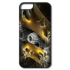 Ideal Artistic Plastic Case For IPhone 5/5s