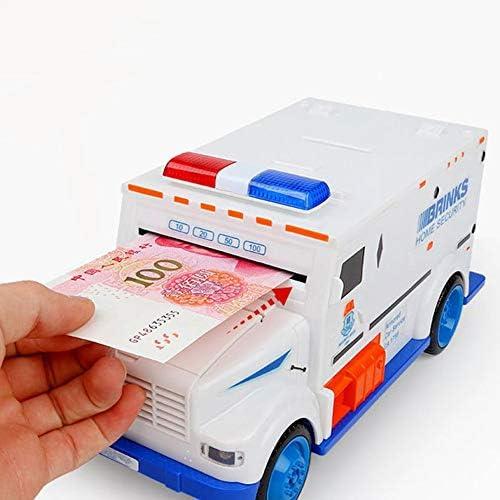 Juguete para coche eléctrico Hucha Niños Niños Caja fuerte con ...