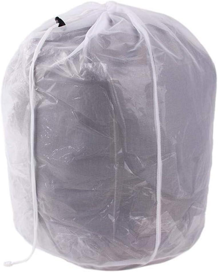 Small Coarse Mesh Polyester Jiacheng29/machine /à laver utilis/é fine /épais en maille filet /à linge avec cordon /Épaissi Trousse de toilette
