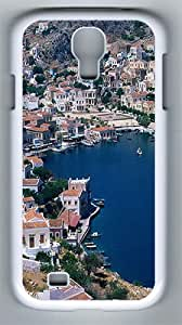 Samsung Galaxy S4 Cases and Covers- Simi Greece Customize PC Case for Samsung Galaxy S4 / I9500 White