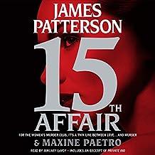 15th Affair: Women's Murder Club