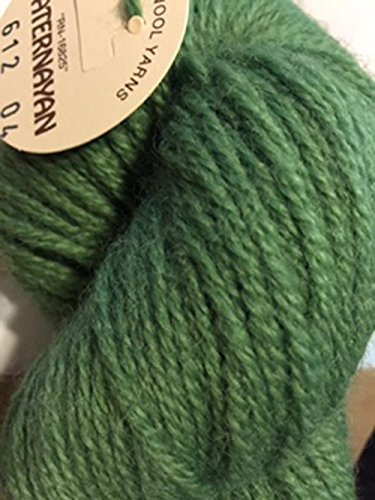 Paternayan Needlepoint 3 Ply Wool Yarn Color 612 Hunter Green Full Hank