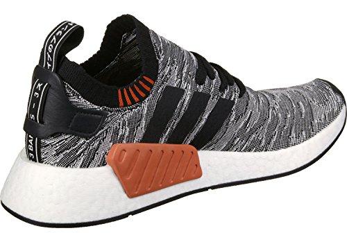 Unisex Negro Ftwbla Zapatillas r2 PK NMD Deporte Negbas Adulto Negbas de Adidas SgqZx1n