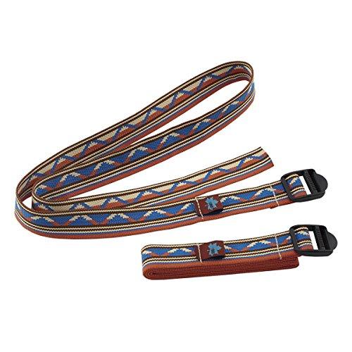 縞模様のひまわり尾ロゴス (LOGOS) ナバホ コンプレッションテープ