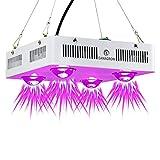 CANAGROW COB LED Grow Light Full Spectrum, 600W LED Plant Grow Lights for Indoor Plants, Indoor Plant Growing Light Lamp for Hydroponics Seedlings Veg Flowers