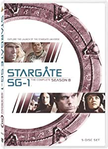 Stargate Sg1: Season 8 [Import]