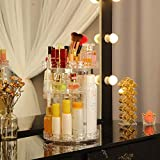 V-HANVER Acrylic Makeup Organizer, Cosmetic Storage