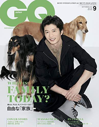 GQ JAPAN 2019年9月号 画像 A