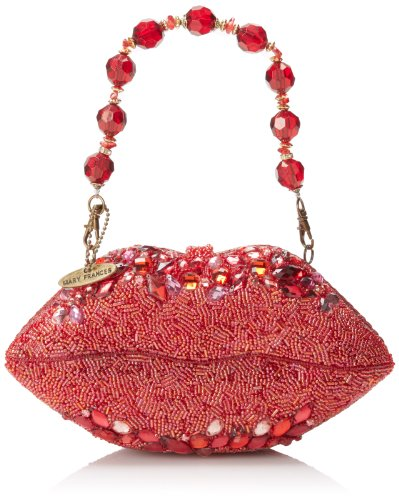 Mary Frances Smack Evening Bag,Multi,One Size by Mary Frances
