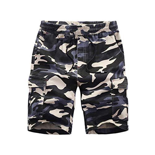 Blau Abbigliamento Corti ~ 5xl Blu Uomo Cotone Spiaggia Pantaloni Pantaloncini Casual Stampa Felpe Cachi Lannister L Uomini Da Sportivi Camouflage Rosso Festivo Estate zBgAApx